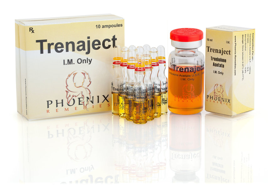 tren acetate mg per ml